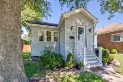 826 McPherson Avenue, Alton, IL 62002 - MLS#: 18073630