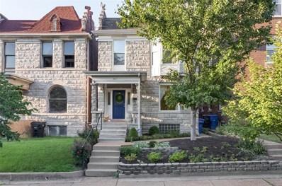 3917 Castleman Avenue, St Louis, MO 63110 - MLS#: 18073762