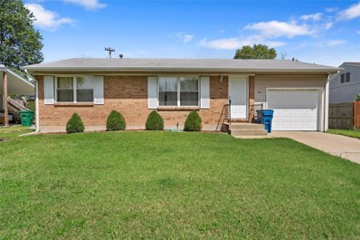 44 Jamestown Drive, St Peters, MO 63376 - MLS#: 18073810