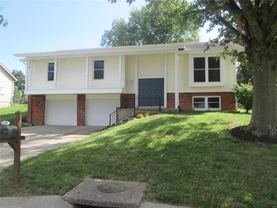 614 Willow Wood Court, St Charles, MO 63303 - MLS#: 18073814