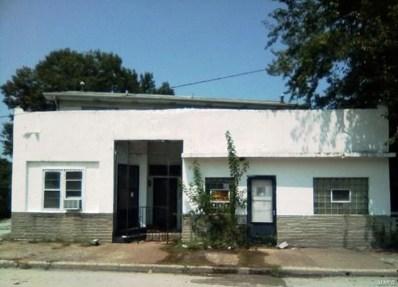 469 Collinsville Avenue, East St Louis, IL 62201 - MLS#: 18073930