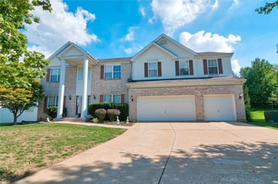 1165 Nooning Tree Drive, Chesterfield, MO 63017 - MLS#: 18074005