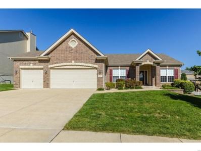 617 Derek Drive, Wentzville, MO 63385 - MLS#: 18074018