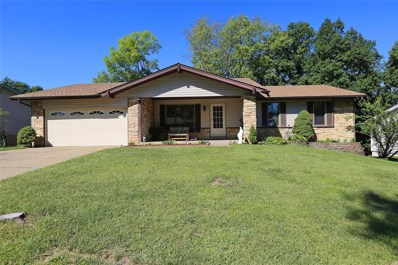 22 Spring Wood Drive, St Peters, MO 63376 - MLS#: 18074022