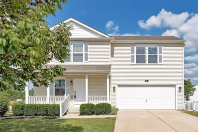 11 Willow Springs Drive, Moscow Mills, MO 63362 - MLS#: 18074214