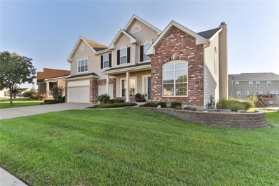 106 Carlton Point, Wentzville, MO 63385 - MLS#: 18074230