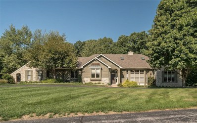 2917 Country Point Court, Wildwood, MO 63038 - MLS#: 18074308