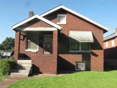 4373 Beethoven Avenue, St Louis, MO 63116 - MLS#: 18074351