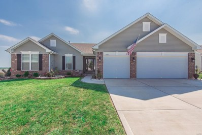 420 Shady River Drive, St Paul, MO 63366 - MLS#: 18074446