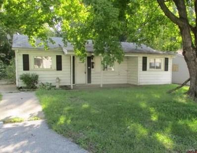 10344 Earl Drive, St Louis, MO 63136 - MLS#: 18074583
