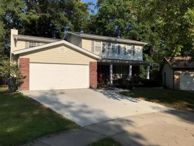 2385 Cedar Dale, Maryland Heights, MO 63043 - MLS#: 18074601