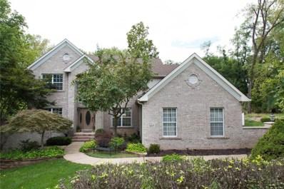 507 Oak Creek Meadows Court, Chesterfield, MO 63017 - MLS#: 18074728