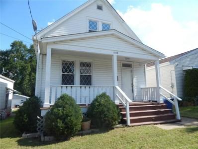 1140 Dammert Avenue, St Louis, MO 63125 - MLS#: 18074753