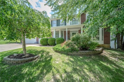 1352 Richland Meadows Drive, Ballwin, MO 63021 - MLS#: 18074799