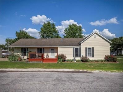 401 E Maple Street, Gillespie, IL 62033 - MLS#: 18074868
