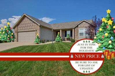 7027 Gable Court, Glen Carbon, IL 62034 - #: 18074889