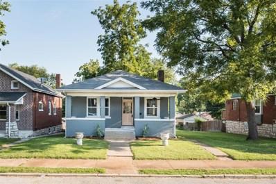 4423 Beethoven Avenue, St Louis, MO 63116 - MLS#: 18074926