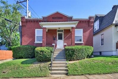 4339 Frieda Avenue, St Louis, MO 63116 - MLS#: 18074958