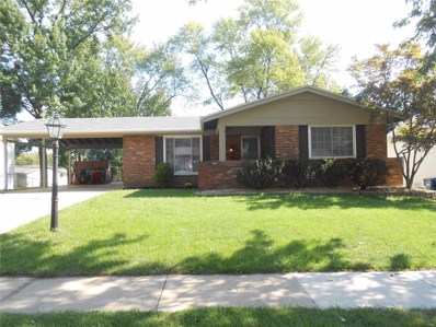 2556 Wesglen Estates Drive, Maryland Heights, MO 63043 - MLS#: 18074999