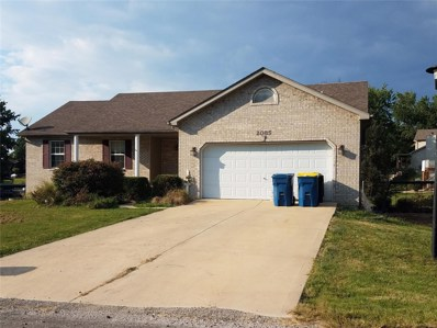 2085 Castle Drive, Edwardsville, IL 62025 - MLS#: 18075105