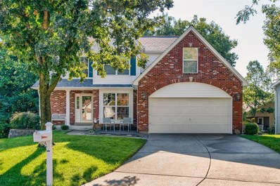 3257 Country Knoll Drive, St Charles, MO 63303 - MLS#: 18075196