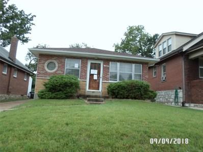 1459 Collins Avenue, St Louis, MO 63117 - MLS#: 18075265