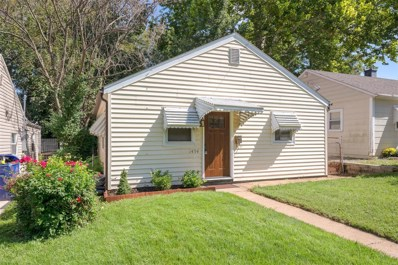 1454 Cutter Avenue, St Louis, MO 63139 - MLS#: 18075275