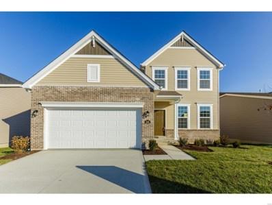 609 Wilmer Meadow Drive, Wentzville, MO 63385 - MLS#: 18075332