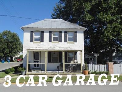 212 N Douglas Street, St Jacob, IL 62281 - MLS#: 18075386