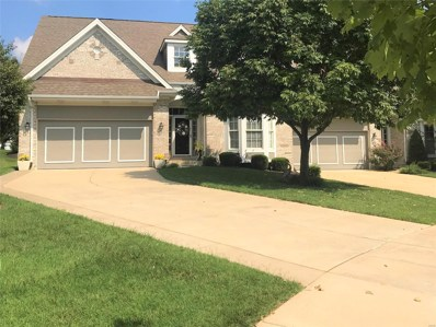 912 Chesterfield Villas Circle, Chesterfield, MO 63017 - MLS#: 18075485