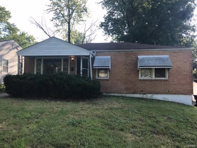 422 Jehling Drive, St Louis, MO 63135 - MLS#: 18075520