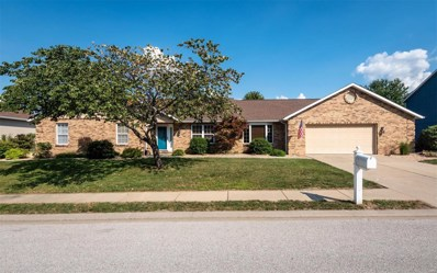 906 Woodlake Court, O\'Fallon, IL 62269 - #: 18075530