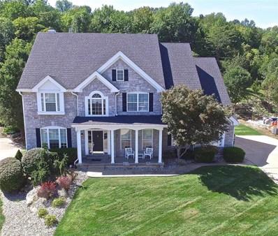 518 Overlook Terrace, Eureka, MO 63025 - MLS#: 18075557