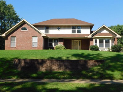 2943 Andover Drive, St Louis, MO 63121 - MLS#: 18075603
