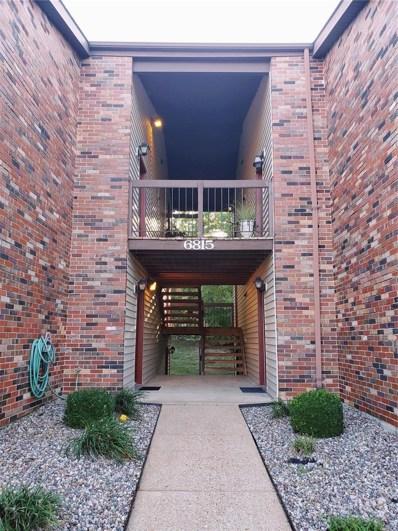 6815 Cottage Grove UNIT F, St Louis, MO 63129 - MLS#: 18075604