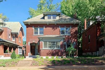 3525 Crittenden Street, St Louis, MO 63118 - MLS#: 18075614