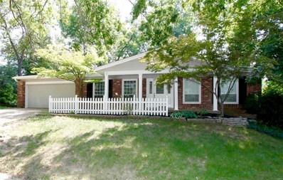 4714 Pine Glen Court, St Louis, MO 63128 - MLS#: 18075676