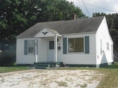 604 W Spruce Street, Jerseyville, IL 62052 - MLS#: 18075712