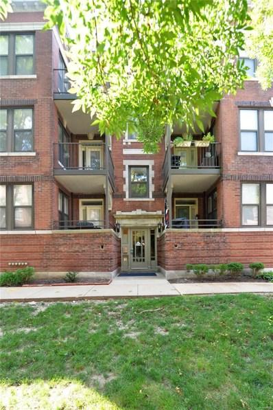 609 Clara Avenue UNIT 12, St Louis, MO 63112 - MLS#: 18075728
