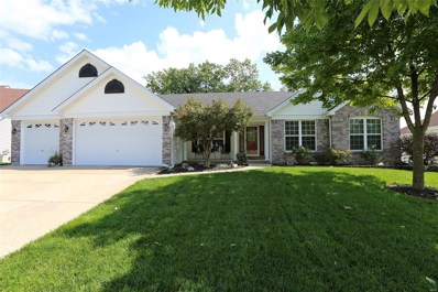 610 Logan Valley Drive, St Peters, MO 63376 - MLS#: 18075729