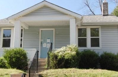 7102 Edison Avenue, St Louis, MO 63121 - MLS#: 18075810