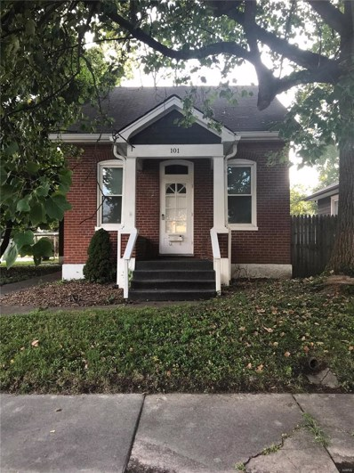 101 N Missouri Avenue, Belleville, IL 62220 - #: 18075816