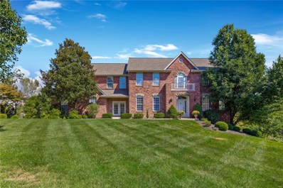 1108 Windridge Estates, Chesterfield, MO 63005 - MLS#: 18075899