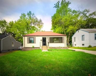 7832 Bloom Drive, Hanley Hills, MO 63133 - MLS#: 18075912