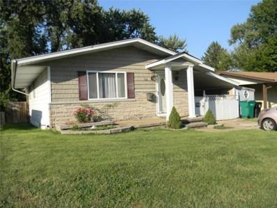 511 Dornoch, St Louis, MO 63137 - MLS#: 18076053