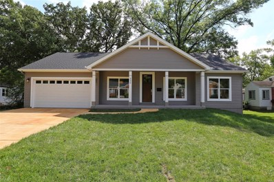 550 Cannonbury, Webster Groves, MO 63119 - MLS#: 18076072