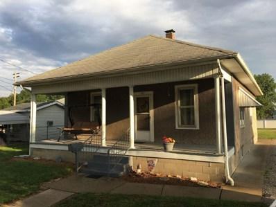 311 W Prairie Street, Staunton, IL 62088 - MLS#: 18076314