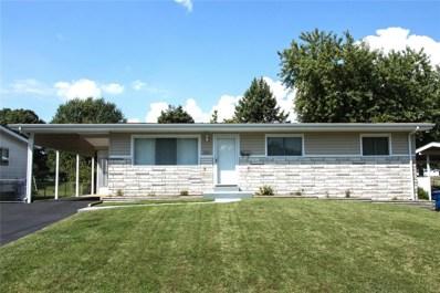 1325 Swan Drive, Florissant, MO 63031 - MLS#: 18076322