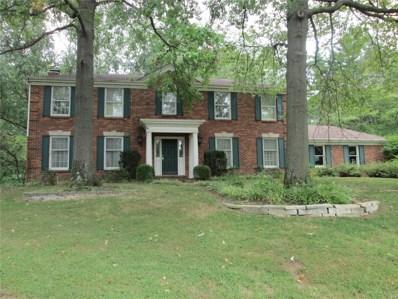580 Pinetree Lake, Chesterfield, MO 63017 - MLS#: 18076353