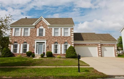 607 Crown Pointe Estates Court, Wildwood, MO 63021 - MLS#: 18076473